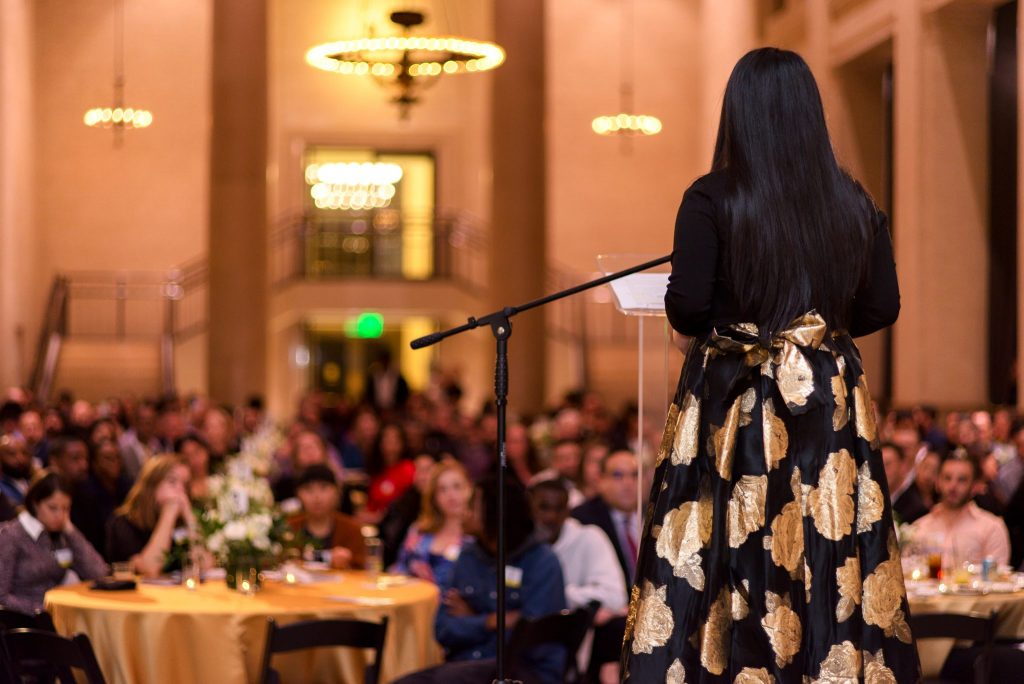 Mission Bit | success | Gala | public speaking